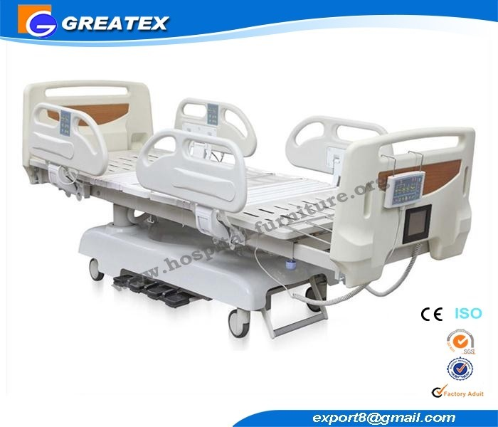 GTXB5FE15033 Multifunction Electric ICU Bed