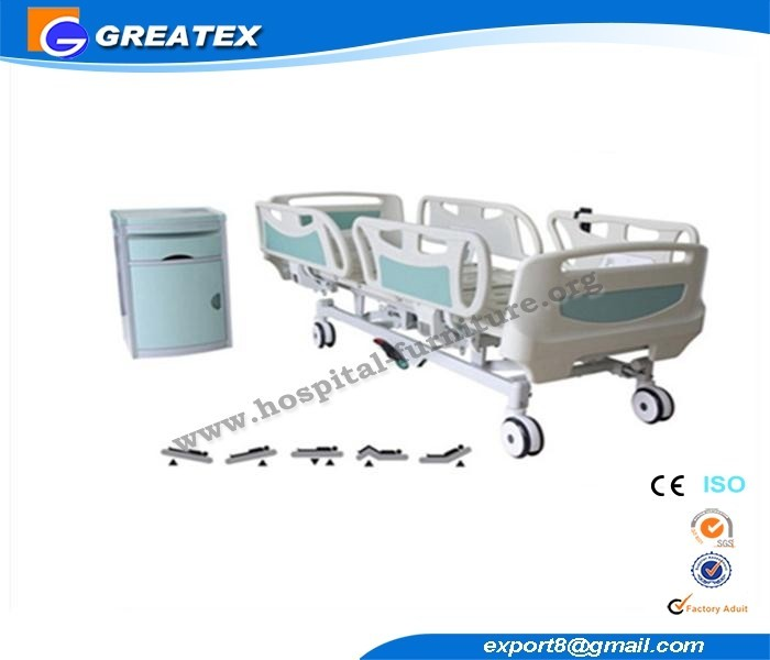 GTXB5FE15023 5-function ABS-Bedboard Electric Bed