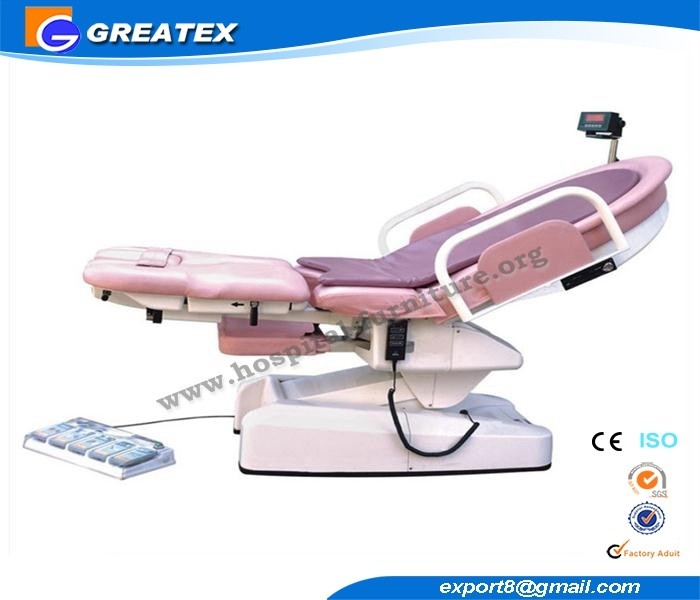 GTXCG51016  Multifunction Electric Delivery Bed
